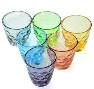 玻璃彩杯,成都玻璃杯