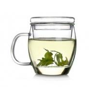 双层玻璃茶杯